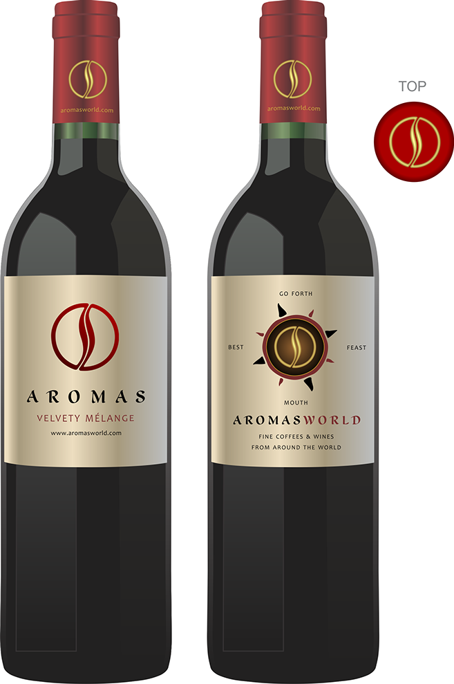 AromasWorld private label wine