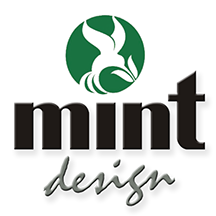 MINTdesign Graphics Logo